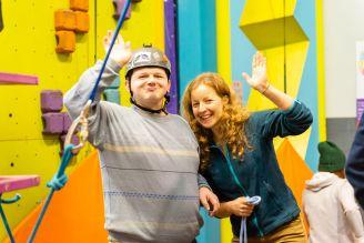 Igrzyska Wspinaczkowe dla osób z niepełnosprawnością - Fundacja Sprawne Wspinanie