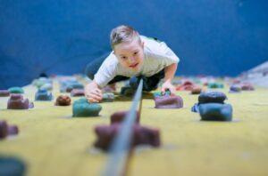 Fundacja Sprawne Wspinanie - Wspinaczka dla osób z Zespołem Downa