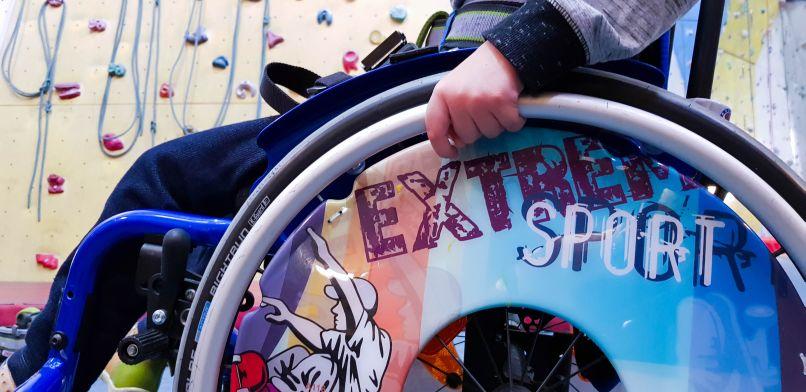 Fundacja Sprane Wspinanie - Mózgowe Porażenie Dziecięce