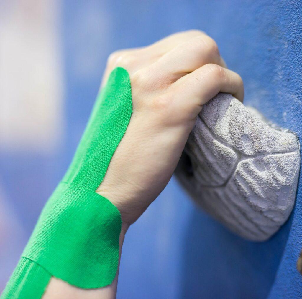 Fundacja Sprawne Wspinanie - Terapia Ręki