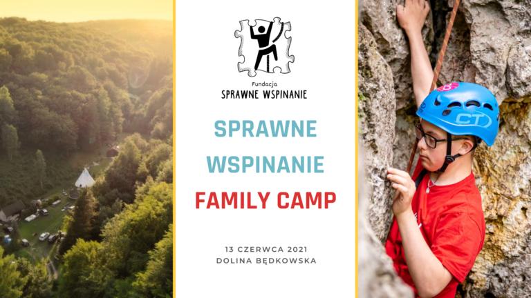 Sprawne Wspinanie Family Camp
